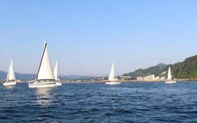 """La travesía """"Navega el Camino"""" visita a mariña lucense"""