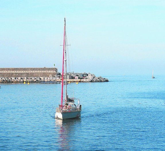 Mutriku será uno de los 17 puertos del programa 'Navega en el camino'