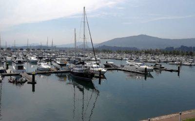 Llegan a A Coruña los peregrinos 'navegantes'