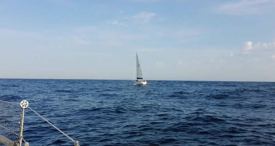 North Marinas pedirá la compostelana para los navegantes que superen las 150 millas de peregrinaje