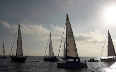 El puerto recibirá a los participantes de la travesía Navega el Camino