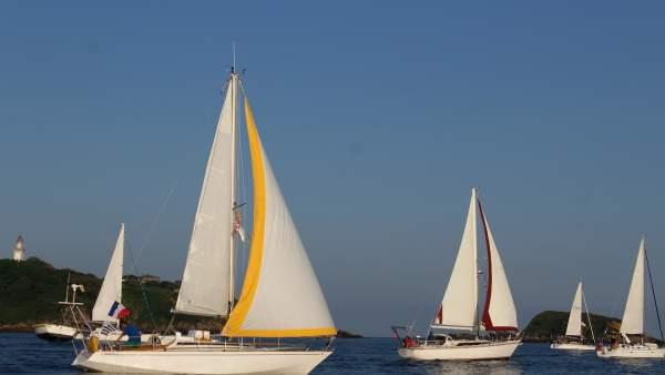 Ferrol será parada de la travesía 'Sail The Way' con más de 20 barcos de vela