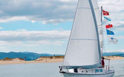 Españoles en la mar – Primera ruta jacobea de navegación a vela