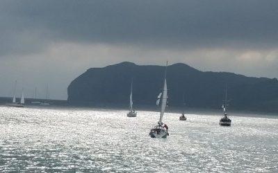 La ruta jacobea por mar 'Navega el Camino' llega este miércoles a Cantabria