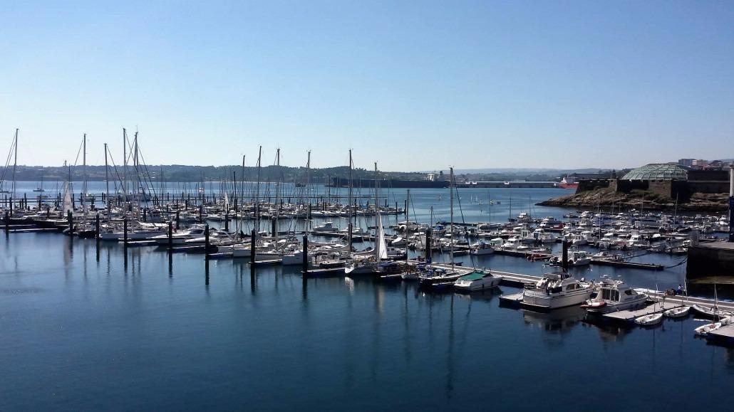 El Camino estrena una nueva ruta marítima que entregará la compostela