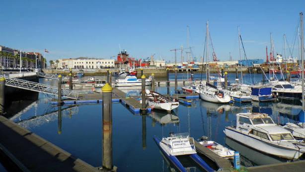 Santurtzi, puerto oficial de la Ruta Jacobea marítima