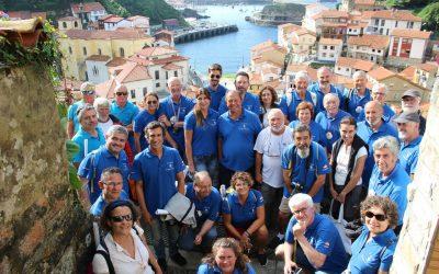 """La III Travesía """"Navega el Camino"""" llega al Ecuador entre Asturias y Galicia"""