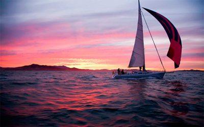 Los peregrinos del mar tocan tierra en Lastres, «un destino privilegiado»